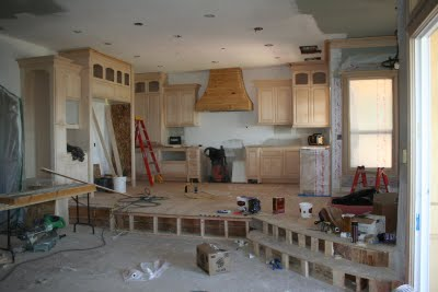 Follow the Creation of a Dream Kitchen (2nd of 4)