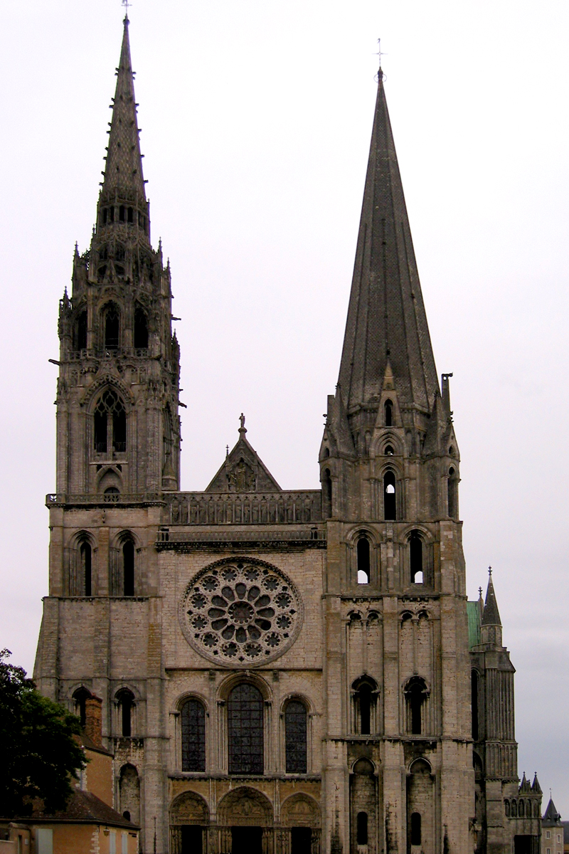 chartres cathedral essays The medieval gothic cathedral was in many ways a civic building as well as a religious one this particularly was the case with the famous cathedral notre-dame de chartres (our lady of.