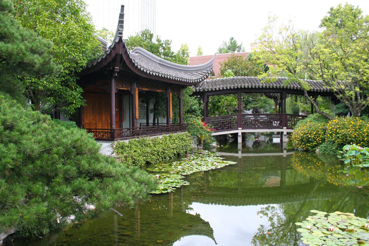 portland s lan su chinese garden amg inspired. Black Bedroom Furniture Sets. Home Design Ideas