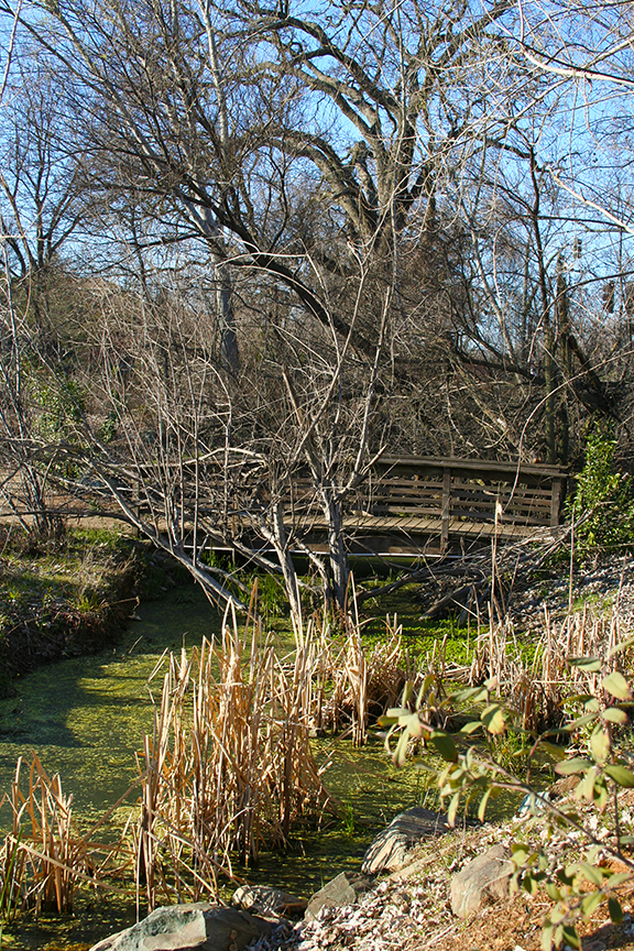 Foot-bridge