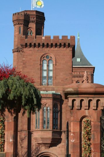 Smithsonian Castle Tower
