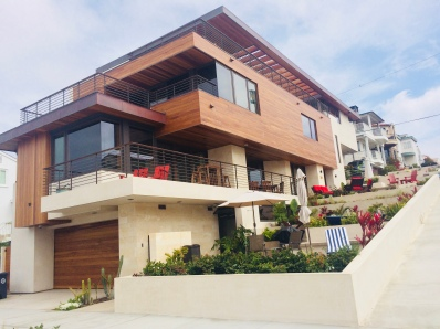 Corner Modern in Manhattan Beach