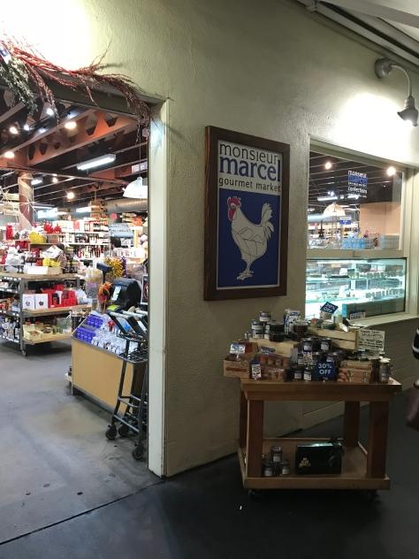 Monsieur Marcel gourmet market & restaurant