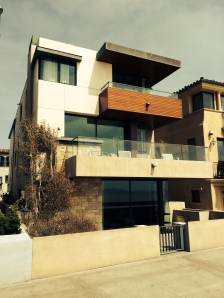 Modern on the Strand in Hermosa Beach
