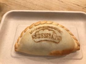 Nonna's mushroom empanada