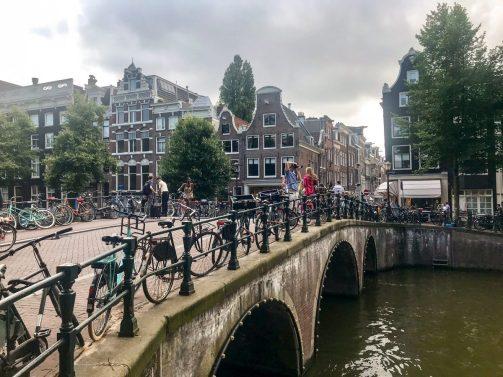 Dutch architecture and bridge