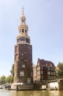 Montelbaanstoren Tower