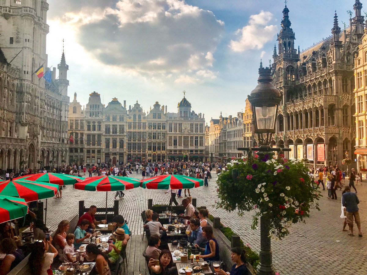 Brussels: More Than Meets the Eye
