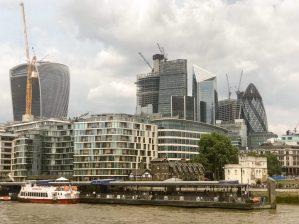 Modern Construction in London