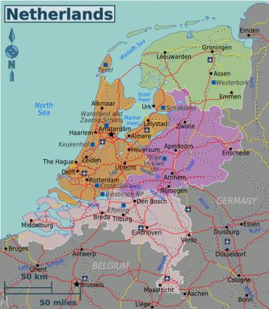 Dutch Regions