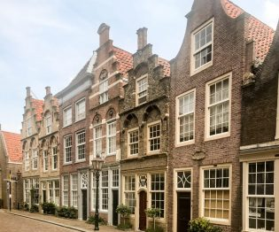 Dordrecht architecture