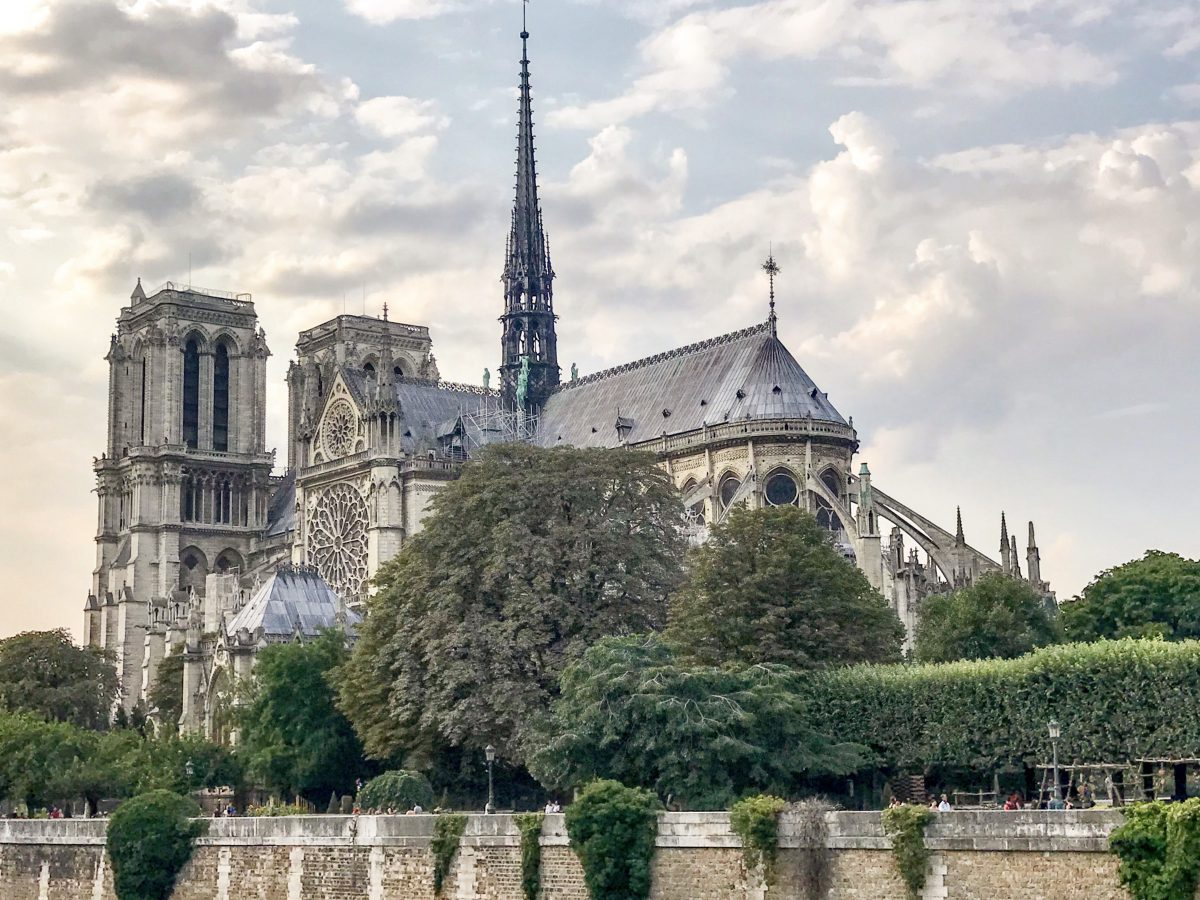 Honoring Inspiration and Quality: Paris Notre Dame, the Masterpiece