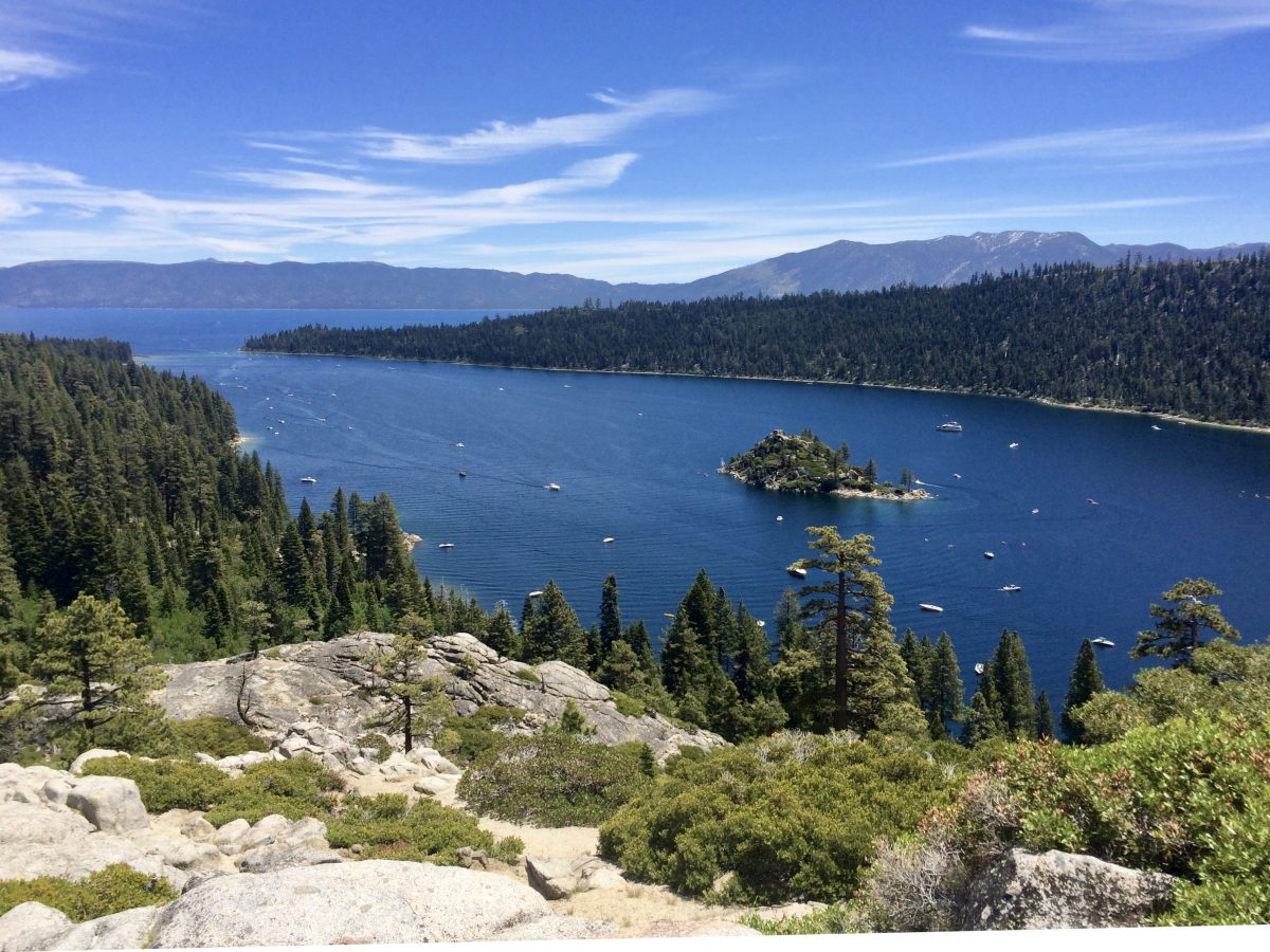 My Personal Soul-Searching Journey to Lake Tahoe
