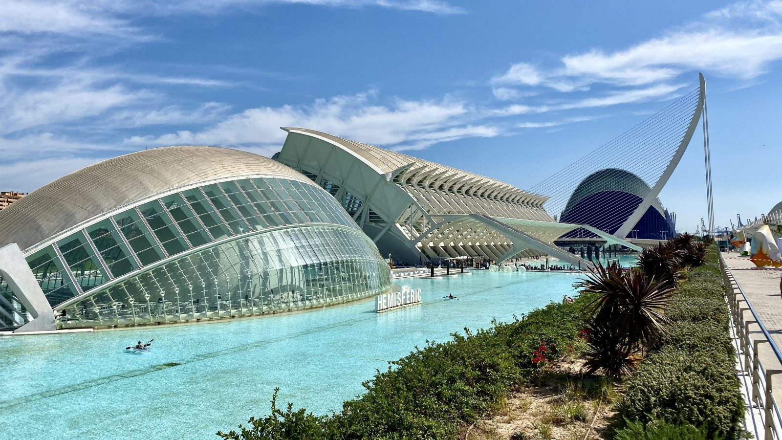 Valencia: The Luster of Spain's Third-Largest City Illuminated (Part 2 of 3): Artistry + Progress