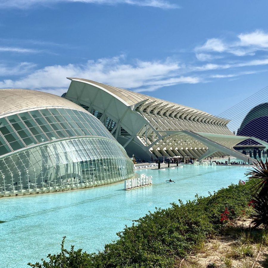 Valencia, Spain – Museum of Arts and Sciences