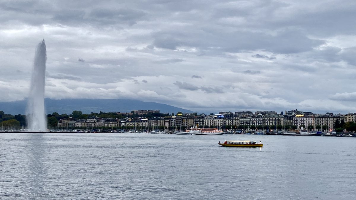 A Quick Taste of Geneva, Switzerland