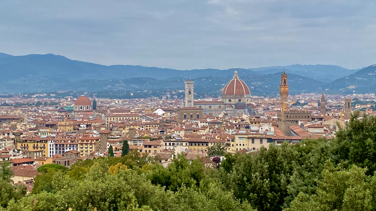 Florence, Italy: Currently Closed. Our Recent Visit Affirmed the Need for Sustainable Tourism.