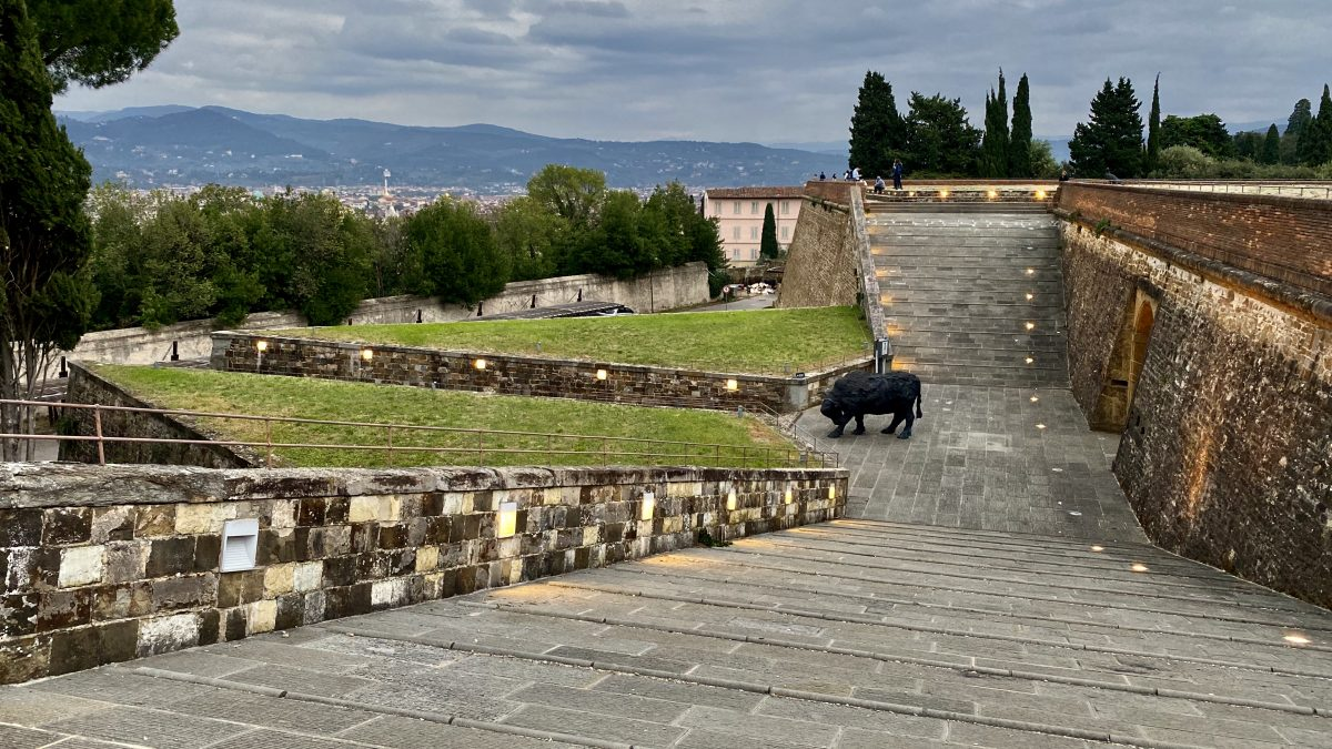 Florence, Italy – Forte di Belvedere