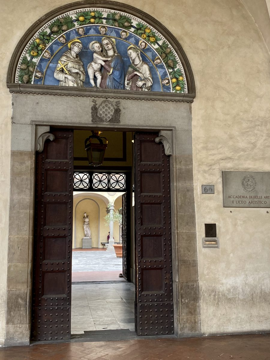 Florence, Italy – Galleria dell'Accademia