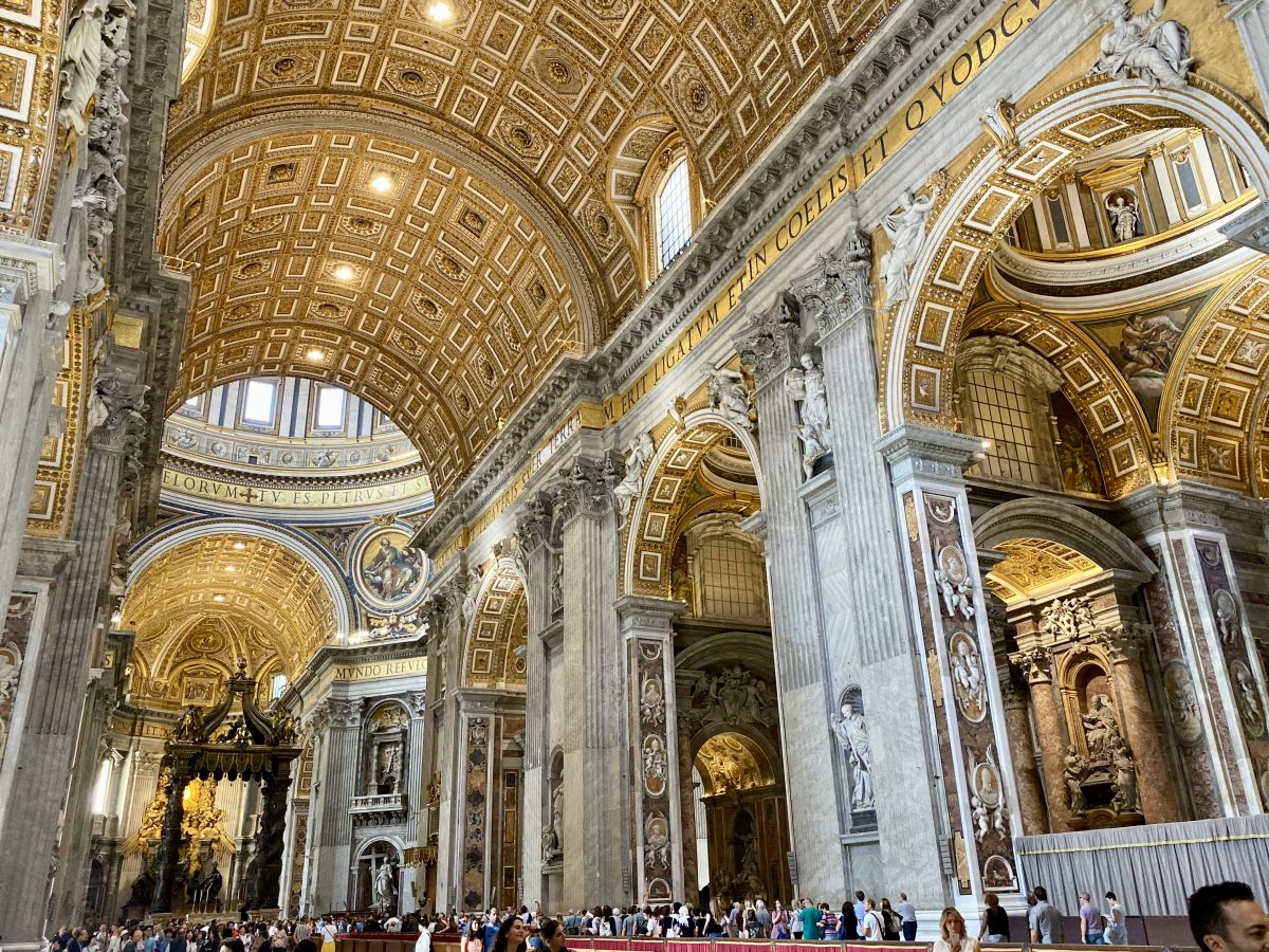 Travel Tale: From Overload to Awe in Vatican City