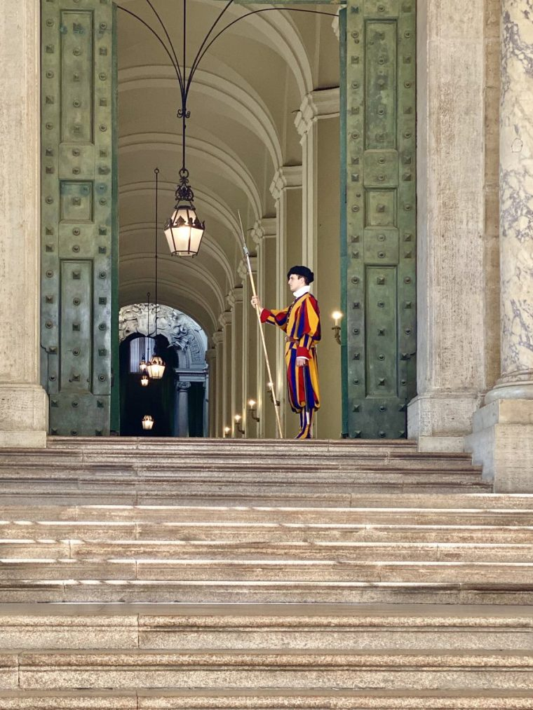 Vatican City – Swiss Guard