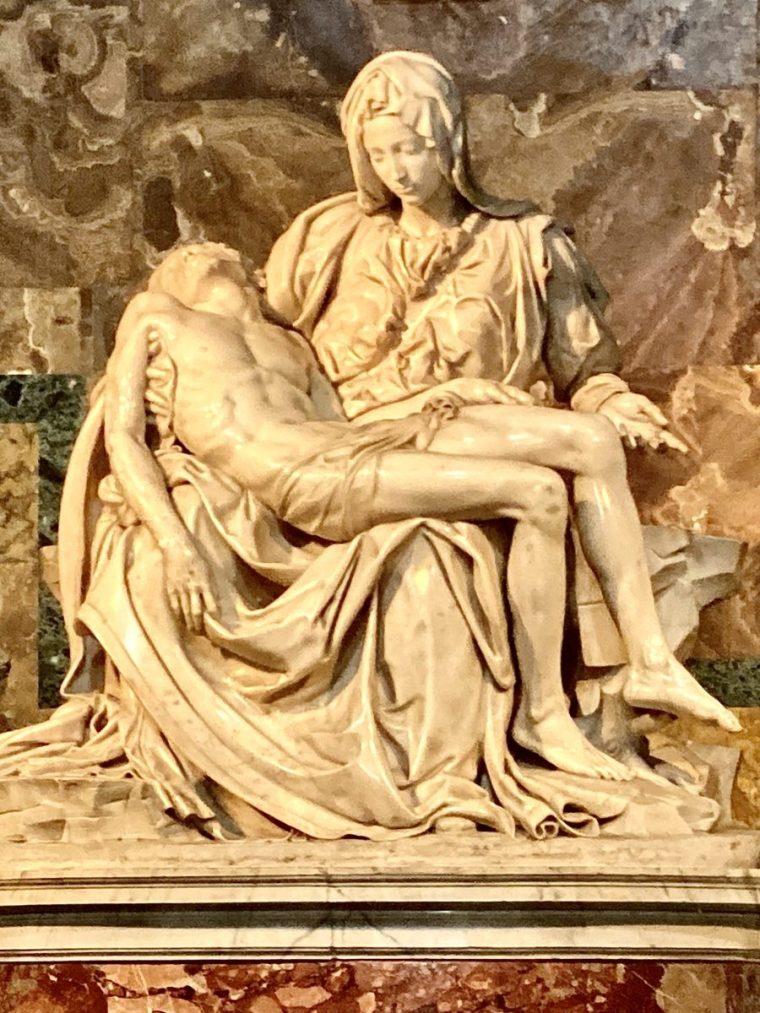 Vatican City – St Peter's Basilica Pietà