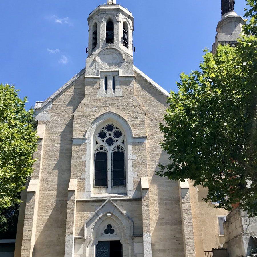 Vienne, France – Chapelle Notre Dame de Pipet