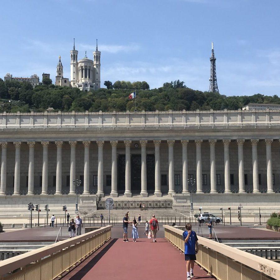 Lyon, France – Cour d'Appel