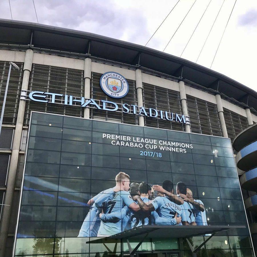 Manchester, England – Man City Etihad Stadium