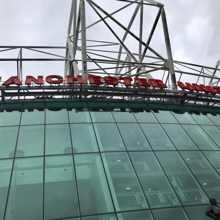 Manchester, England – United Old Trafford Stadium