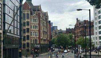 Manchester, England – City Center