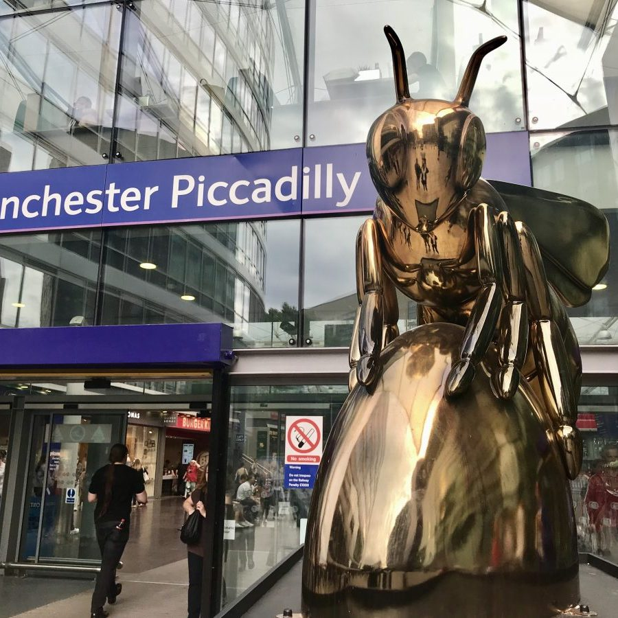 Manchester, England – Piccadilly Station