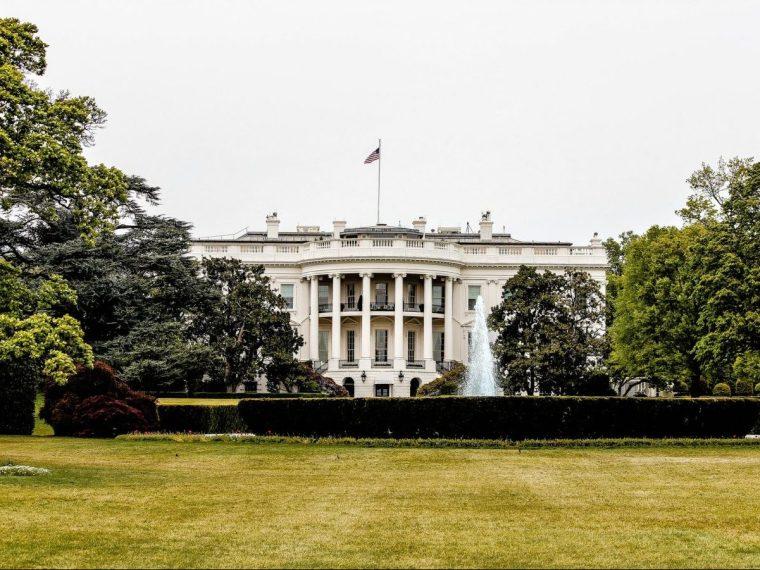 Washington DC – south facade