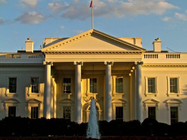 Washington DC – White House north facade
