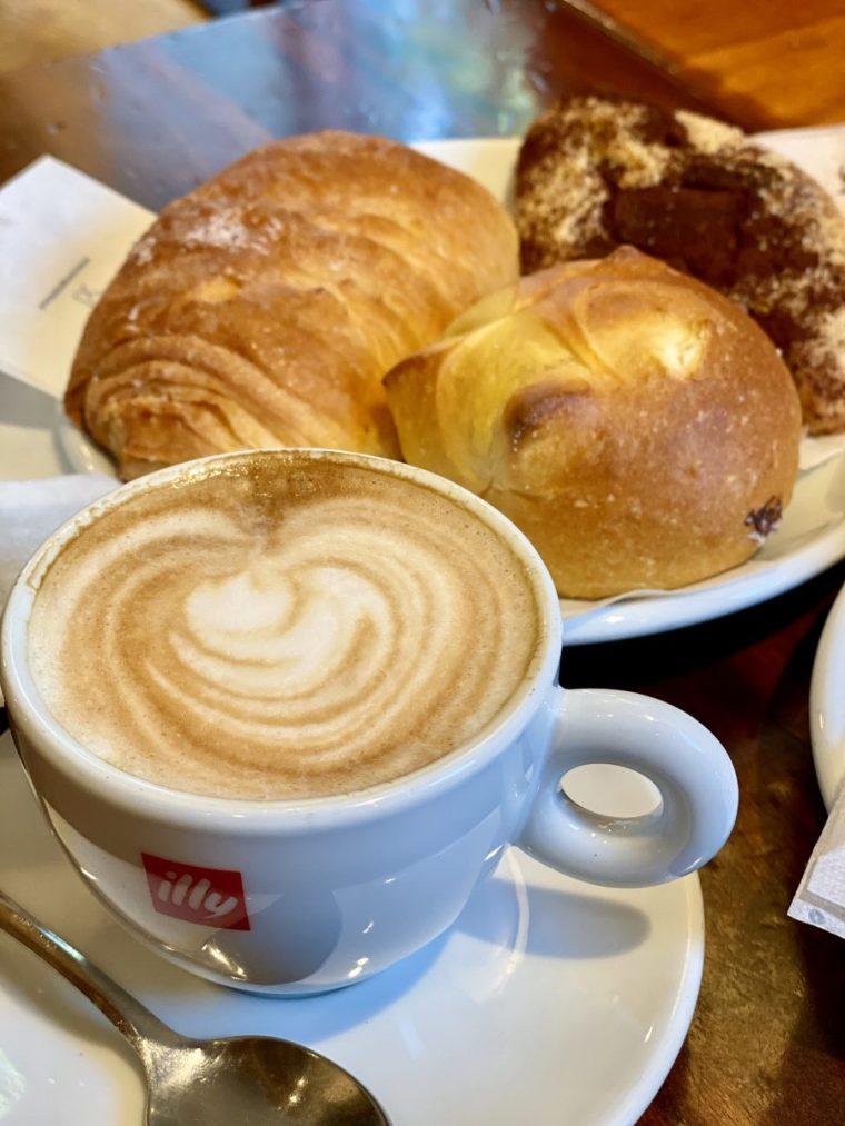 colazione at Gianfornaio