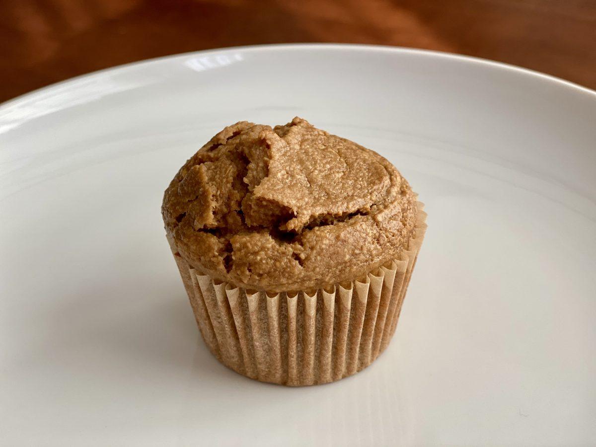 Gluten-free Banana Oat Muffins