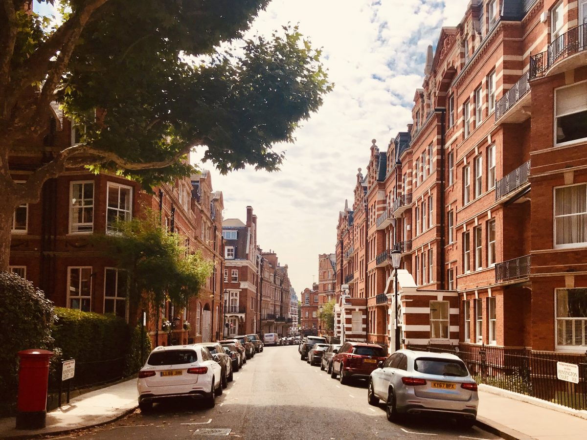 Travel Guide to London: Kensington and Chelsea