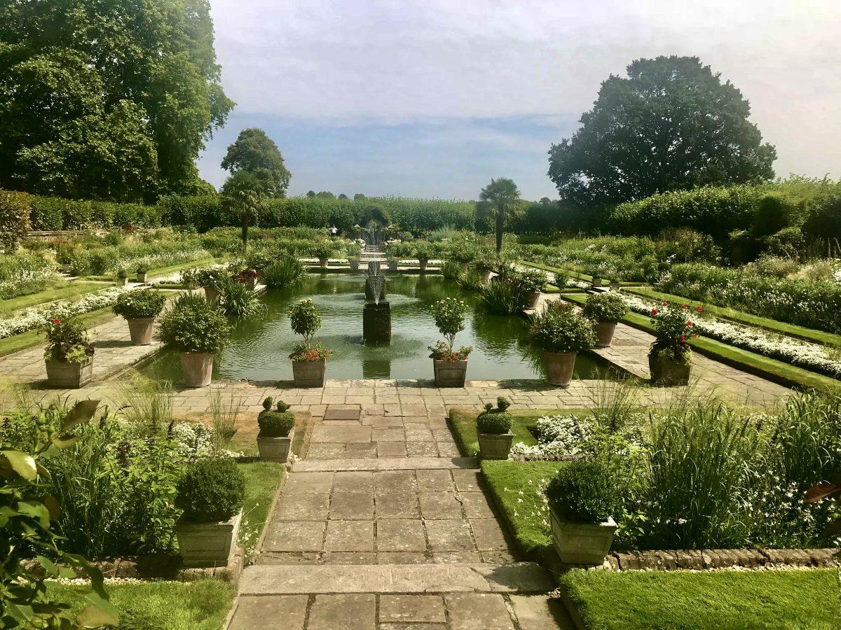 Kensington Palace Diana Garden