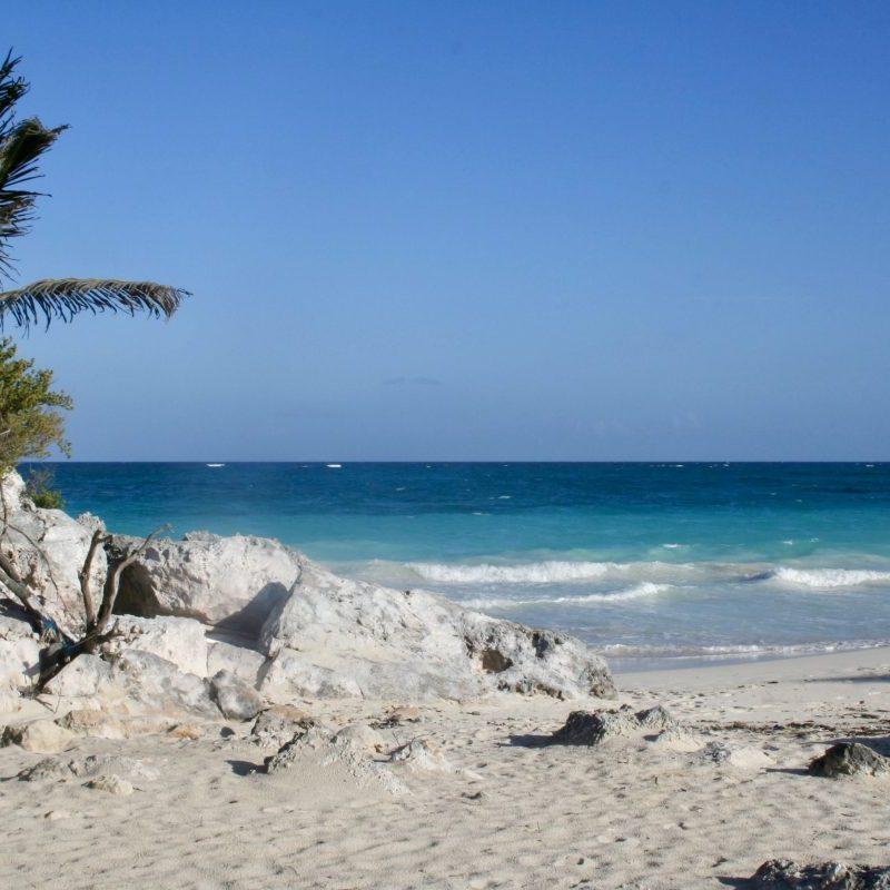 Tulum, Mexico – Caribbean beach