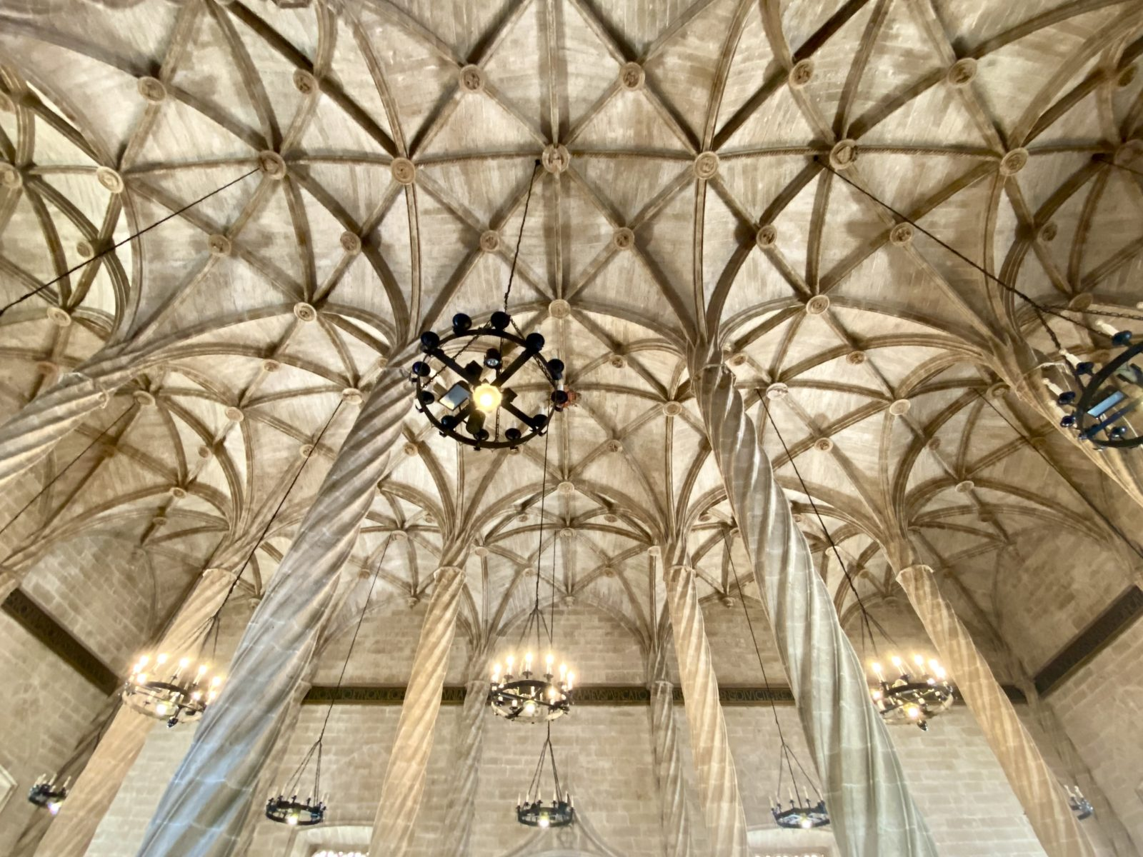 A Gothic Treasure: The Valencia Silk Exchange, La Lonja de la Seda